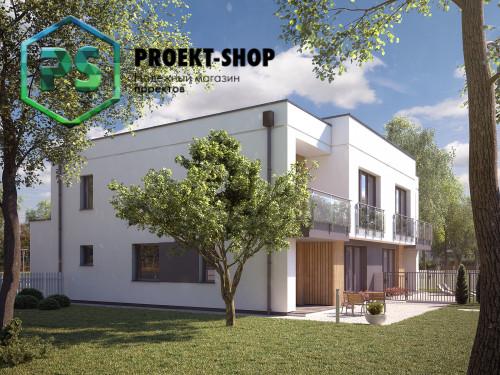 Типовой проект жилого дома 4-1984