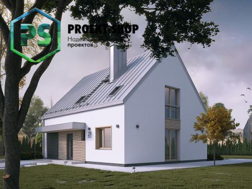 Типовой проект жилого дома 4-1987