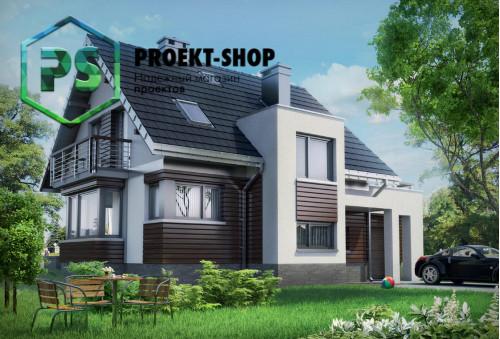 Типовой проект жилого дома 4-1991