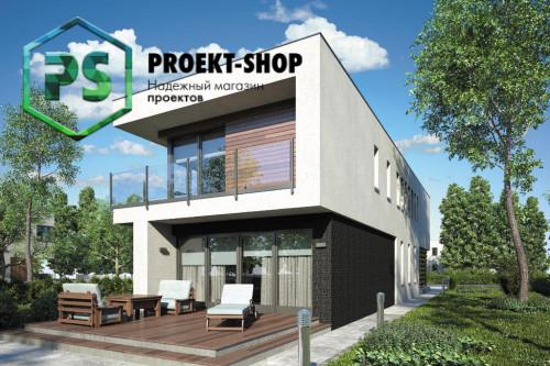 Типовой проект жилого дома 4-2002