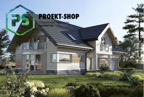 Типовой проект жилого дома 4-2007