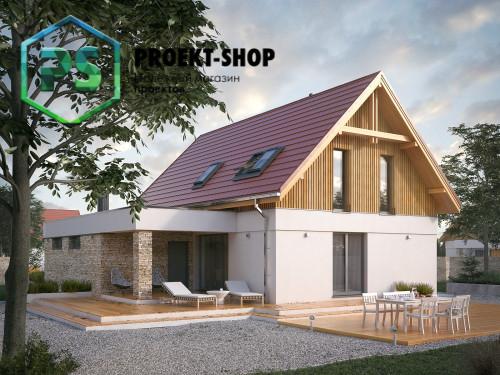 Типовой проект жилого дома 4-201
