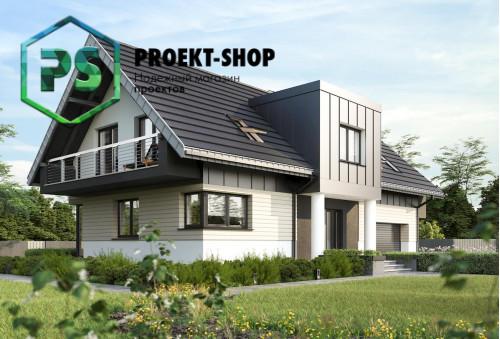 Типовой проект жилого дома 4-2015