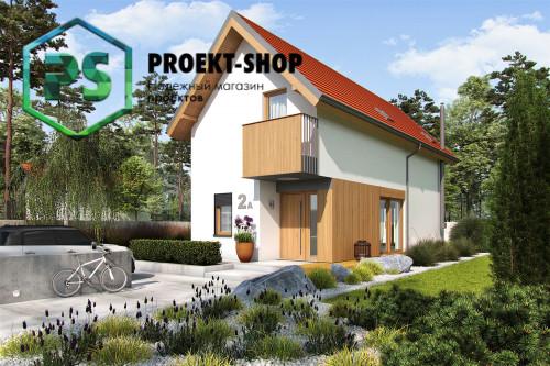 Типовой проект жилого дома 4-2016