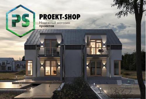 Типовой проект жилого дома 4-2025