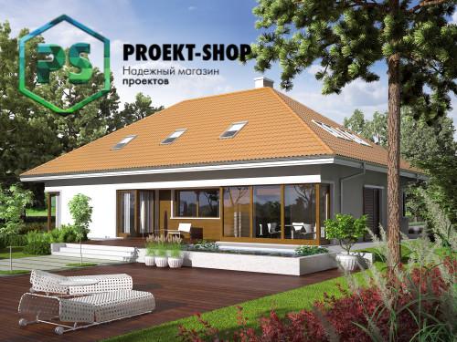 Типовой проект жилого дома 4-2028