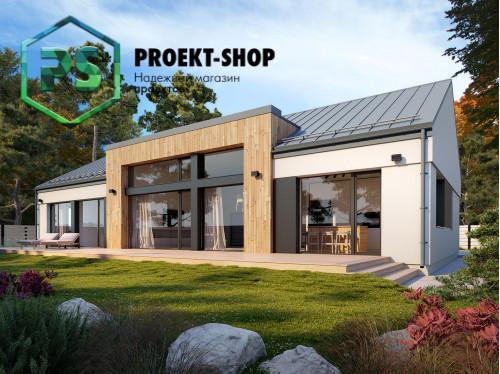 Типовой проект жилого дома 4-2031