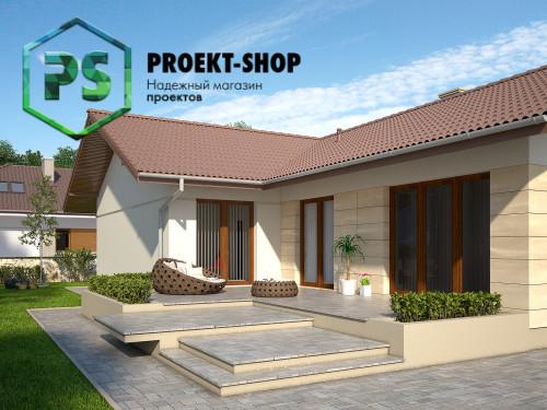 Типовой проект жилого дома 4-205