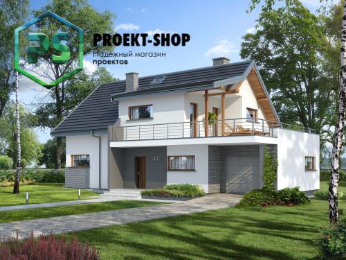 Типовой проект жилого дома 4-207