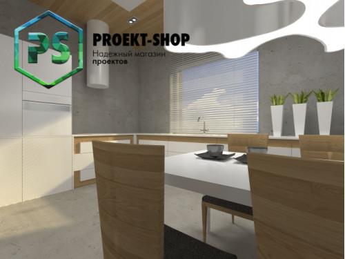Типовой проект жилого дома 4-208