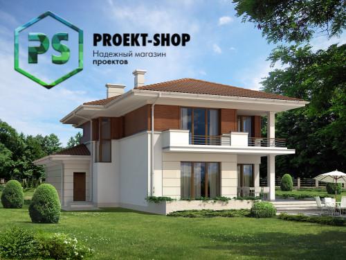 Типовой проект жилого дома 4-209