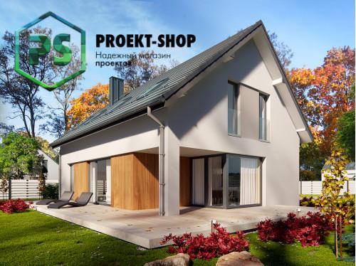 Типовой проект жилого дома 4-2190