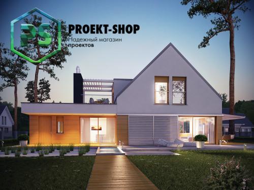 Типовой проект жилого дома 4-2200
