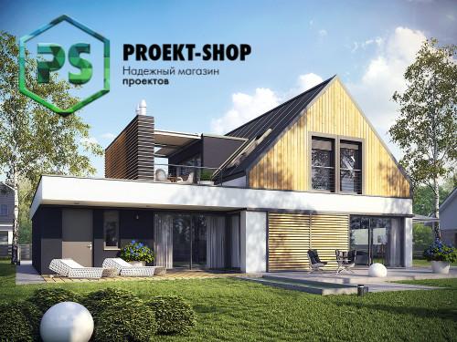 Типовой проект жилого дома 4-2201