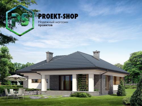 Типовой проект жилого дома 4-2203