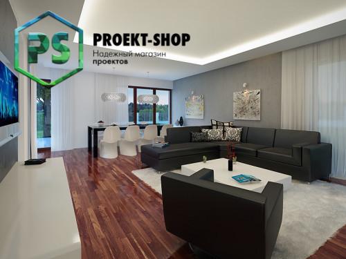 Типовой проект жилого дома 4-2204