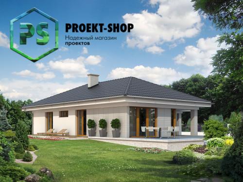Типовой проект жилого дома 4-2205