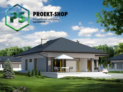 Типовой проект жилого дома 4-2207