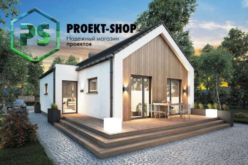 Типовой проект жилого дома 4-2209