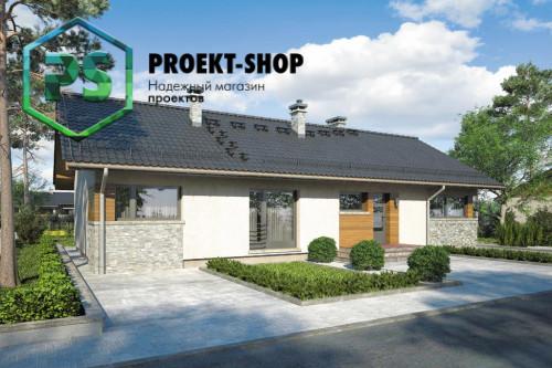 Типовой проект жилого дома 4-2212