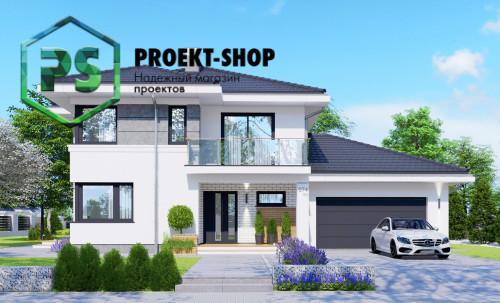 Типовой проект жилого дома 4-222