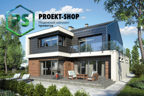 Типовой проект жилого дома 4-2220