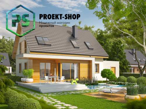 Типовой проект жилого дома 4-2229