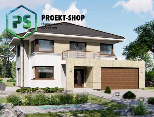 Типовой проект жилого дома 4-223