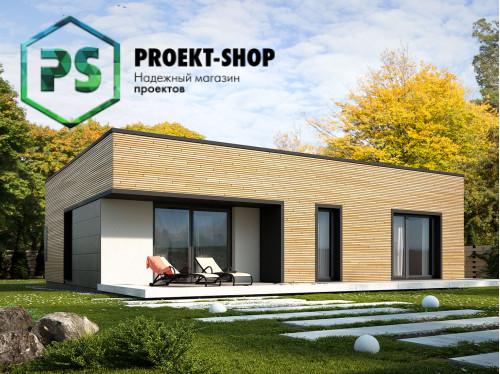 Типовой проект жилого дома 4-2232