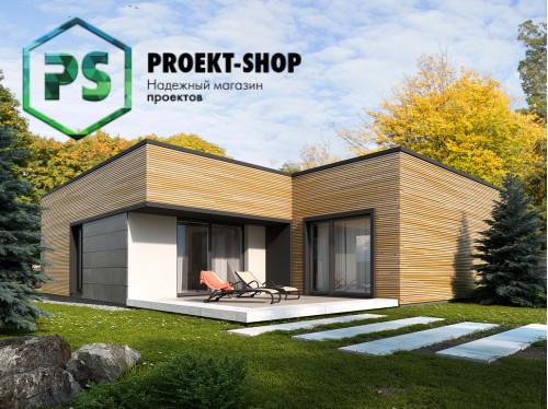 Типовой проект жилого дома 4-2233