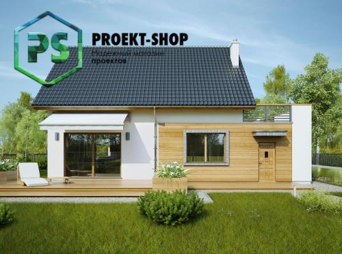 Типовой проект жилого дома 4-2235