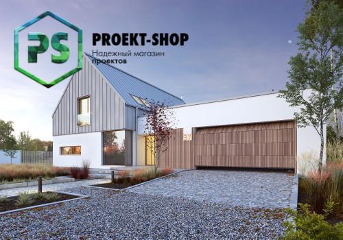 Типовой проект жилого дома 4-2261