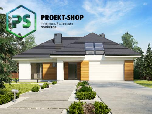 Типовой проект жилого дома 4-2279