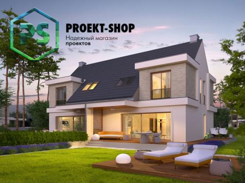 Типовой проект жилого дома 4-2290