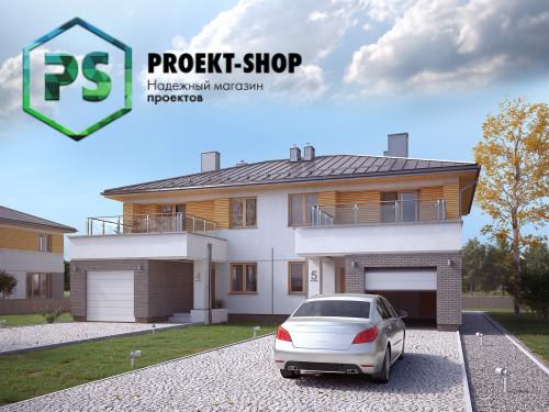 Типовой проект жилого дома 4-2292