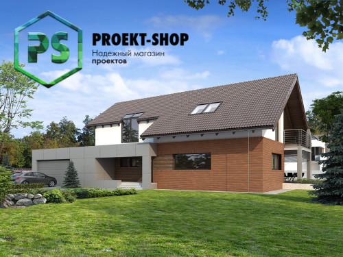 Типовой проект жилого дома 4-2300