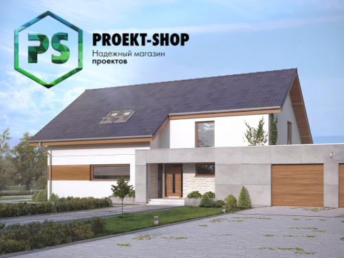 Типовой проект жилого дома 4-2301
