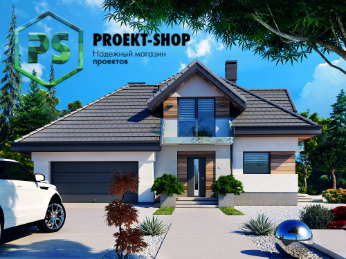 Типовой проект жилого дома 4-2302