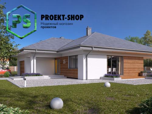 Типовой проект жилого дома 4-231