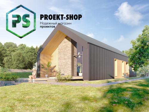 Типовой проект жилого дома 4-2312
