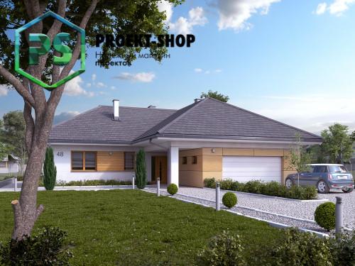 Типовой проект жилого дома 4-2313