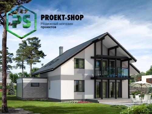 Типовой проект жилого дома 4-2316