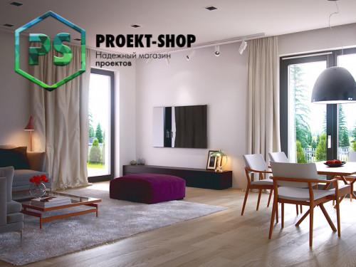 Типовой проект жилого дома 4-232