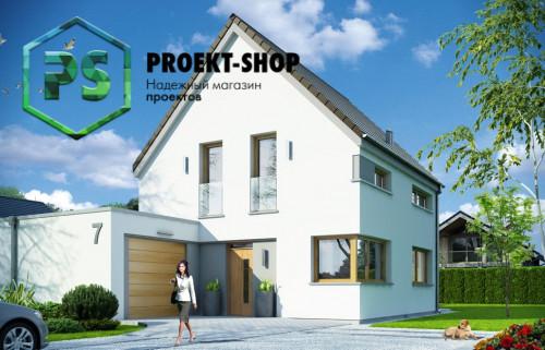 Типовой проект жилого дома 4-2328