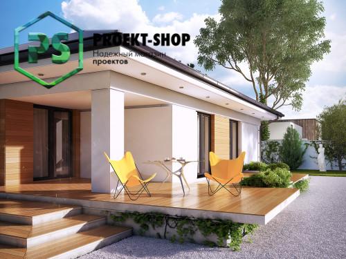 Типовой проект жилого дома 4-234