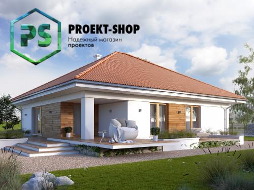 Типовой проект жилого дома 4-235