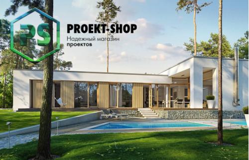 Типовой проект жилого дома 4-2351