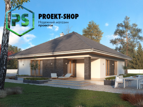 Типовой проект жилого дома 4-236