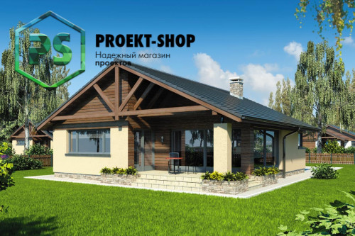 Типовой проект жилого дома 4-2363