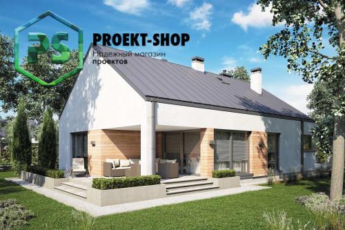Типовой проект жилого дома 4-2367